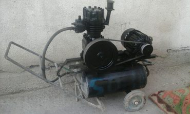 Продаю компрессор российской 3 фазовый в Балыкчи