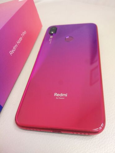Новый Xiaomi Redmi Note 7 Pro 128 ГБ Красный