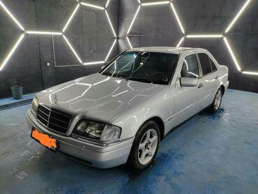 Mercedes-Benz C-Class 1.8 л. 1995 | 330000 км