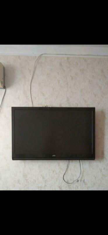 En 102 hündürlük 65 JVC televizor baha alınıb işləkdi satılır qiymət