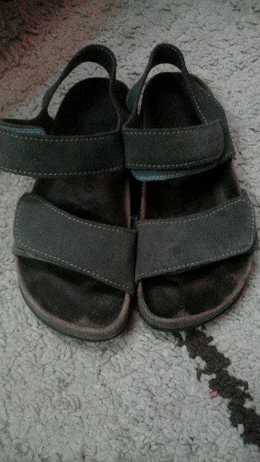 Dečije Cipele i Čizme | Pancevo: Grubin sandale za decake,lepe se na cicak. broj 35 duzina gazista je