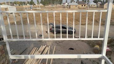 Услуги сварочных работ Навес лестница в Бишкек