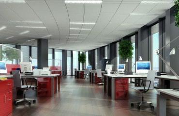 аренда офиса для малого бизнеса в Кыргызстан: Аренда офисных помещений по 350 сом за м2 адрес Лермонтова Чуй
