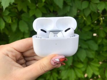 �������������������� mx 4 ������������ в Кыргызстан: Наушники Apple AirPods Pro белый Bluetooth-наушники с