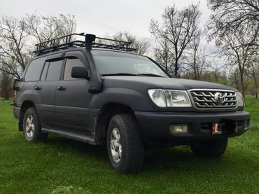 Toyota Land Cruiser 1998 в Бишкек