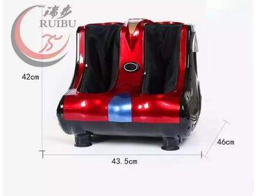 Массажер ног UNO Jet отличается тем, что осуществляет активный размина