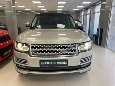 Land Rover в Бишкек: Land Rover Range Rover 4.4 л. 2013   165943 км