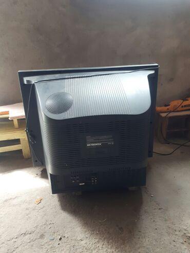 Продаю телевизор  Внутри что то сгорела вот и стоит