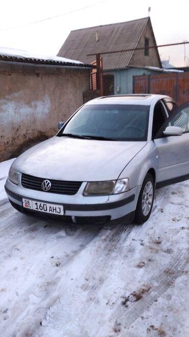 Volkswagen Passat 1.8 л. 1999 | 218597 км