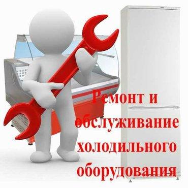 Ремонт и обслуживание холодильников в городе. выезд! в Бишкек