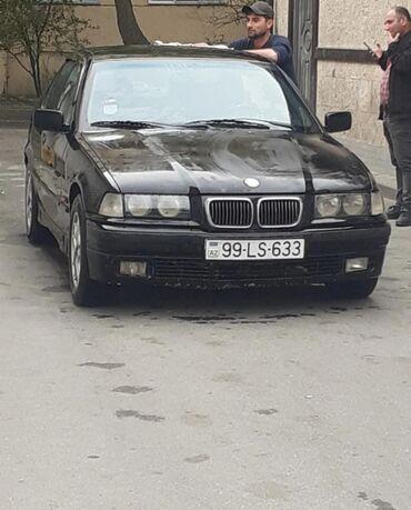 bmw z3 2 3 at - Azərbaycan: BMW 3 series 2.5 l. 1996 | 500000 km