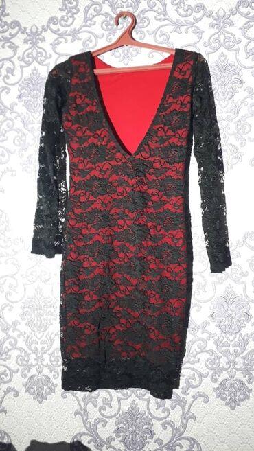 Платье, длинное, вечернее, size 44