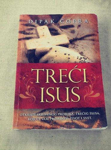 Knjige, časopisi, CD i DVD | Loznica: Treći Isus - Dipak ČopraIzdavač: Sezam Book Broj strana: 221 Pismo