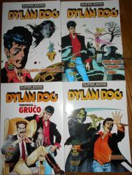 DYLAN DOG, 4 stripa, procitani neki jednom, neki nijednom, br 23 Uzas - Belgrade