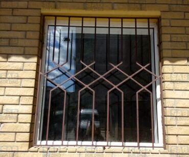 Сварка - Кыргызстан: Сварка | Решетки на окна, Навесы, Козырьки, Тапчаны, Перила, Заборы, оградки | Монтаж, Гарантия, Покраска, Бесплатная смета