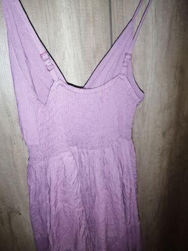 Haljina s - Srbija: Predivna haljina, kao nova, moze do l