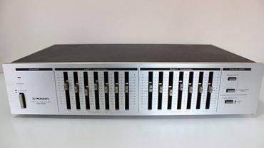 """pioneer ddj - Azərbaycan: Эквалайзер """"Pioneer SG-300"""".ХарактеристикиВыходной уровень: 1"""