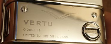 Vertu pure white ceramik Limited Edition - Bakı