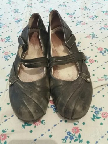 замшевые туфли размер 35 в Кыргызстан: Туфли 35 размер кожаная турецкая очень хорошее состояние отлично!