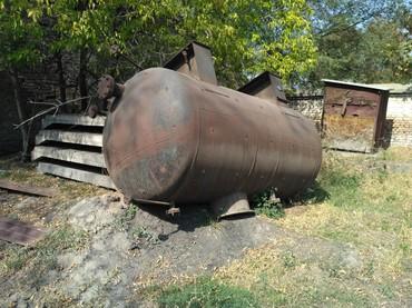 Цистерну на 10 тонн - Кыргызстан: Продаю цистерну 1300$