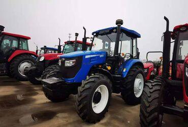 Yük və kənd təsərrüfatı nəqliyyatı - Azərbaycan: Yeni̇ 2021-ci̇ i̇l i̇stehsali yto 1024 traktoru (102 at gücü,kondision