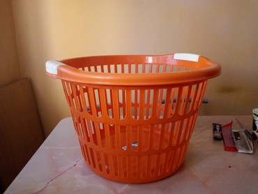 2контейнера для игрушек. Высота 31см, диаметр 47см. Каждый 300с в Бишкек