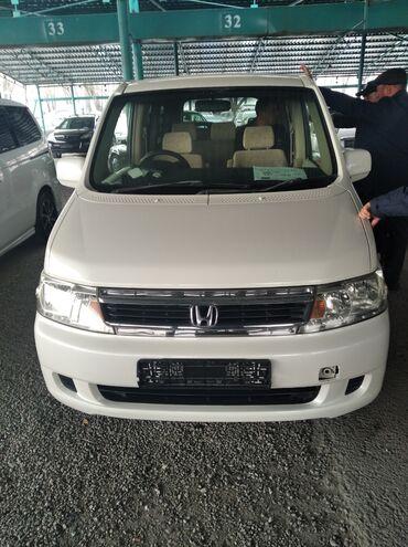 Минивен авто - Кыргызстан: Honda Stepwgn 2 л. 2005 | 167000 км
