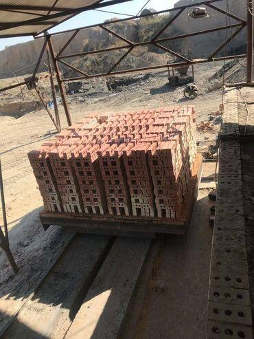 Бышык кирпич    Заказ -4000 ден ойдо  Производство- Завод Да Шань М 10