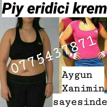 Gözəllik və sağlamlıq Azərbaycanda: Piyeridici krem.artiq piyleri ter su vastesiyle bedenden xaric