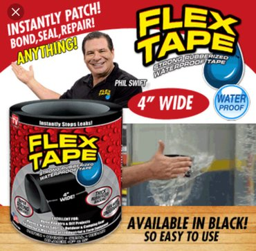 Flex tape™ je specijalno napravljen da bude fleksibilan, deblji i - Beograd