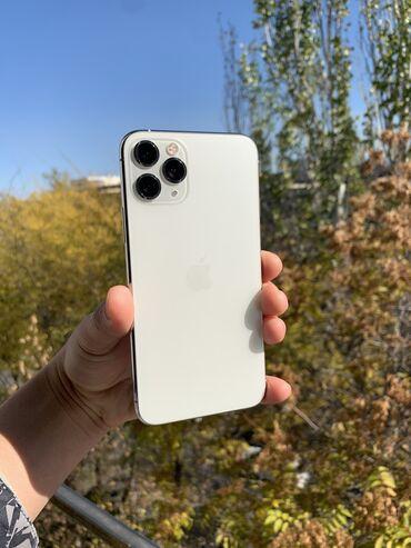 сколько стоит айфон 6 in Кыргызстан | APPLE IPHONE: IPhone 11 Pro | 64 ГБ | Белый Б/У