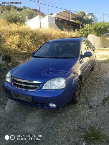 Chevrolet Lacetti 1.4 l. 2008   190000 km
