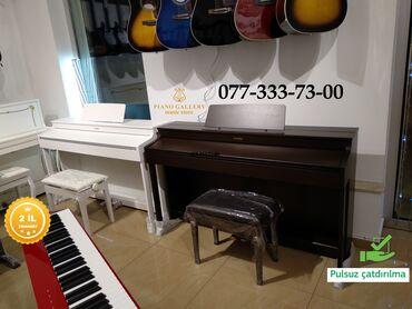 Elektropiano - Akustik və Elektro Pianino və Royal Satışı - FAIZSIZ
