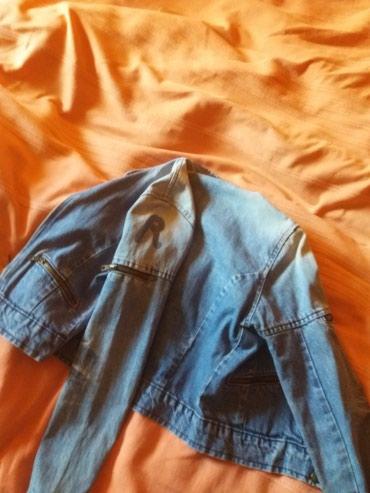Amisu kratka jaknica icine - Srbija: Teksas jaknica, kratka,s velicina