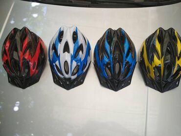 Велошлемы,перчатки,набор наколенники налакотники наплечники