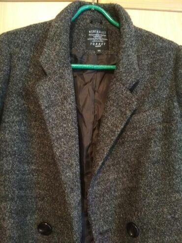 пальто loreta турция в Кыргызстан: Продаю женское пальто!! Состояние 10 из 10/ Размер 44(s) Турция