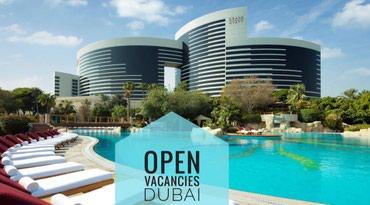Bakı şəhərində 5* отель Grand Hyatt Dubai расположен посреди