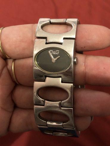 D&G ρολόι ατσαλινο σε Vasiliko
