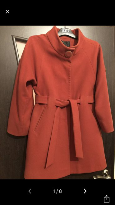 Женское пальто в отличном состоянии, в Бишкек