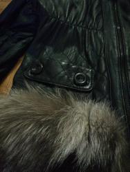 Italijanska jakna - Srbija: Italijanska kozna jakna,sa krznom placena 250 e