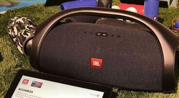 Электроника - Кунтуу: JBL Boombox имеет водонепроницаемый корпус со степенью защиты от воды