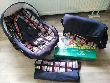 Kunert Professional auto sedište + torba + Be Eco prekrivač!  ** Kuner