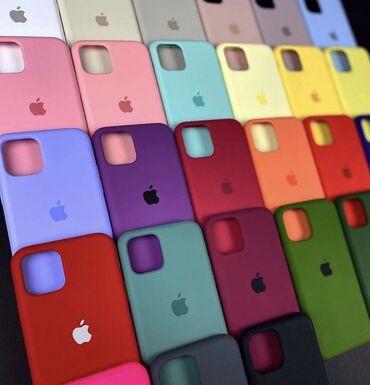 Силиконовые чехлы на iPhone 12 Pro Max! Качество 100%,по оптовым ценам