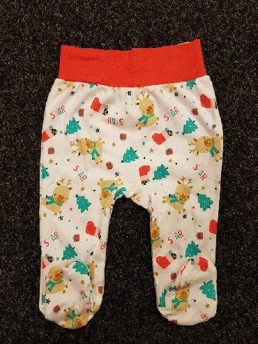 Broj pantalone - Srbija: Pantalonice za bebe Br. 62 (0-3) Br. 68 (3-6)