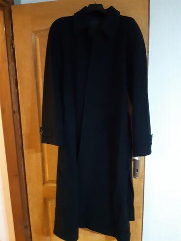 Nov muški kaput :)Veličina: XLSastav: 20% kašmir, 70% vuna i 10%