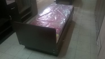 Кровать новый с матрасом высокого качества   в Бишкек