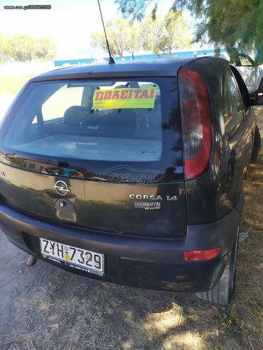 Opel Corsa 1.4 l. 2001 | 181000 km