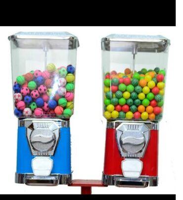 Торговые автоматы по продаже мячей - прыгунов!Рентабельный и легкий