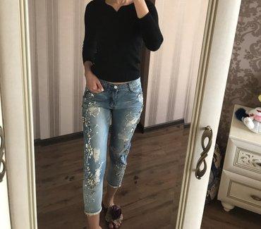 Продаю стильные джинсы,новые) замужем не знакомлюсь!!!!!!!!! в Бишкек