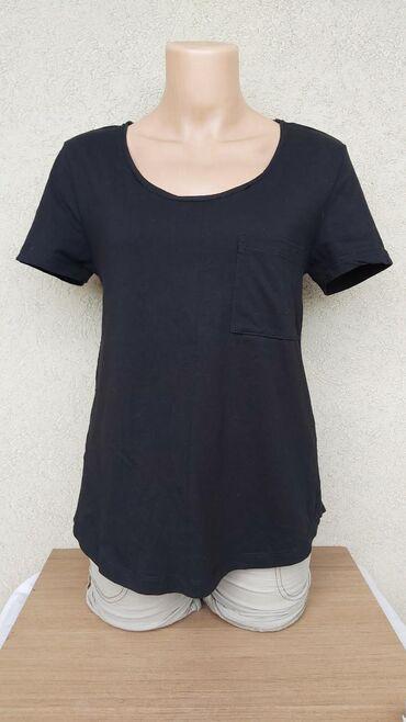 ZARA pamucna majica kao novaDuzina 60cmGrudi 43,5cmRamena 39cmRukavi